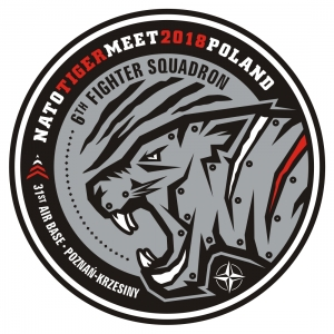 OFFICIAL NATO TIGER MEET 2018 PATCH