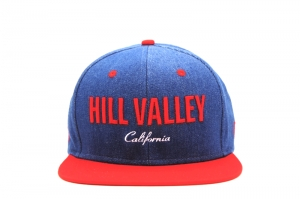 HILL VALLEY DENIM SNAPBACK