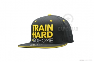 Train Hard or Go Home Snap